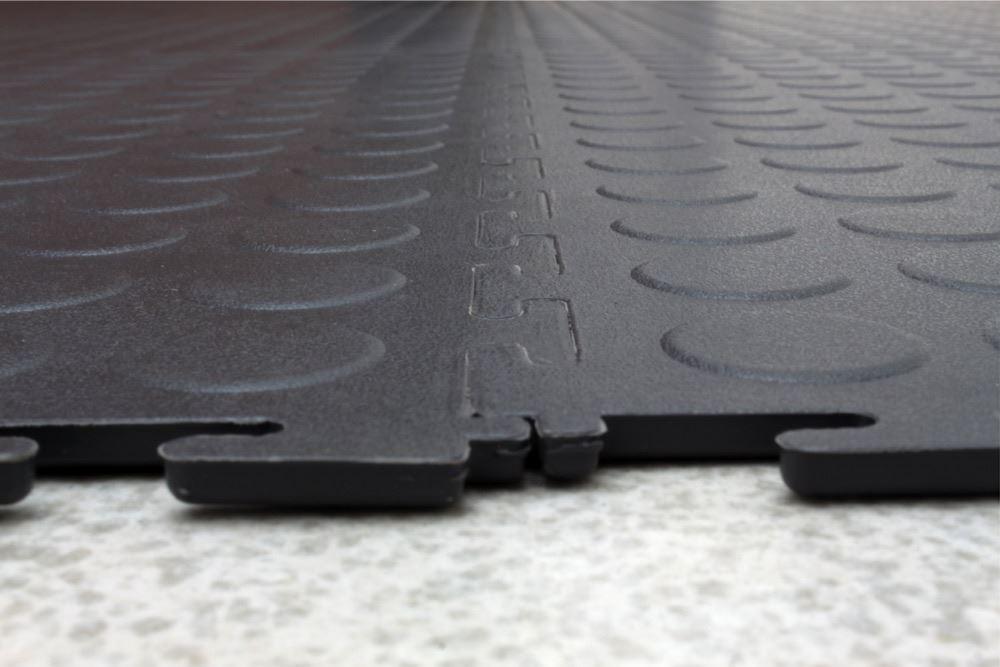 Pavimento in pvc ad incastro autoposante tincastro